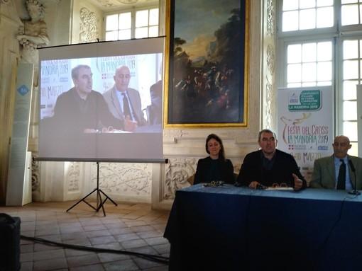 Intervento sindaco Roberto Falcone