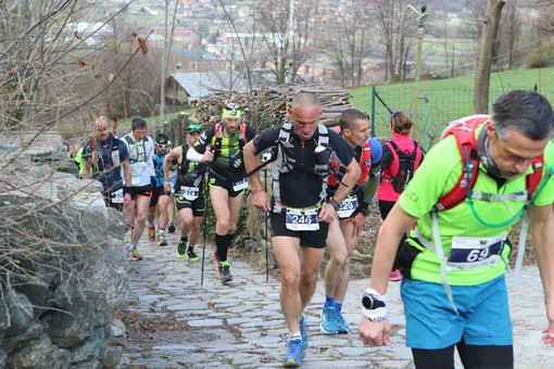 Il Tour Trail dona 1400 euro all'USL Valle d'Aosta