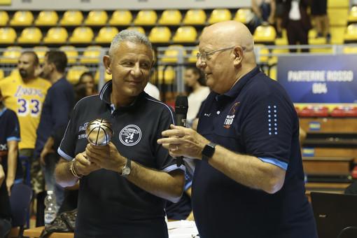 Il Presidente della Fip Piemonte Mastromarco in diretta sulla pagina Facebook dell'Iren Fixi Torino