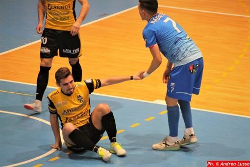 Calcio a 5: la Rhibo Fossano batte 6 a 3 l'Elledì Carmagnola