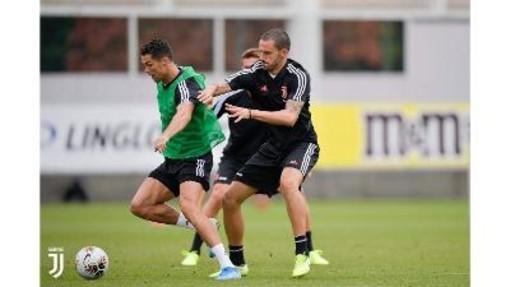 Foto tratta dal profilo Twitter ufficiale della Juventus FC
