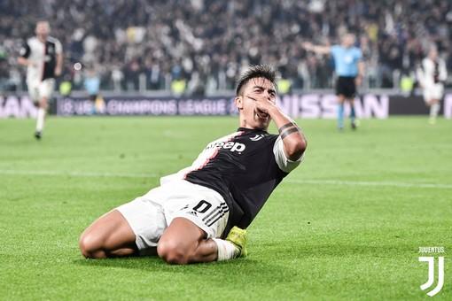 Foto tratta dal profilo Twitter ufficiale (JuventusFC)
