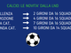 CALCIO, UFFICIALE: ECCELLENZA A 16 SQUADRE! - Svolta della Lnd. E la Prima perde un girone...