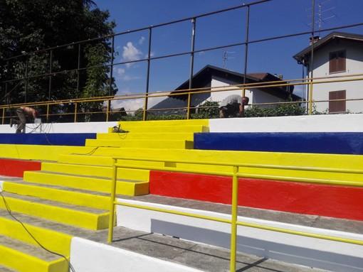 "Verbania, ""work in progress""allo Stadio Pedroli"