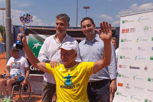 Al Monviso Sporting Club di Grugliasco il campione del BNL Open 2019 è Martin Legner