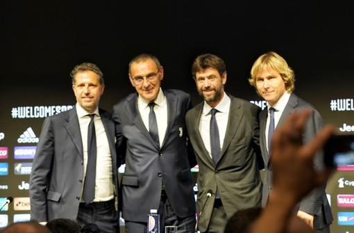 """Sarri: """"La Juve mi ha convinto subito, non ho tradito Napoli con questa scelta"""""""