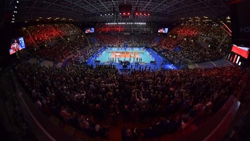 Con le finali della Nations League la grande pallavolo torna a Torino