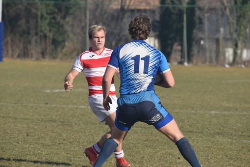 La Maschile di serie A dell'Itinera CUS Ad Maiora Rugby torna in campo contro il Rugby Parabiago
