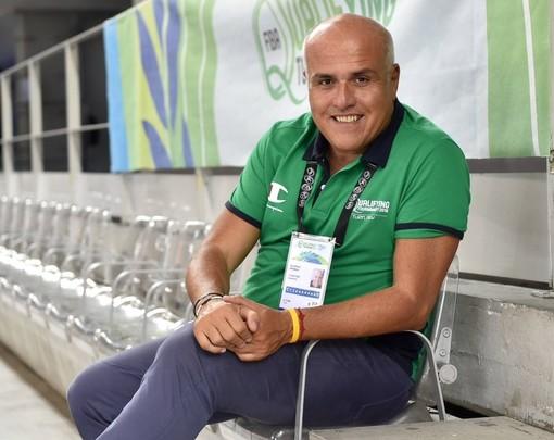 Maurizio Salvemini è il responsabile del settore giovanile della Polismile Torino