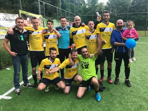"""Ingria: la squadra del Comune Fiorito vince a Samone la seconda edizione del """"Memorial Paolo Madlena"""" (Fotogallery)"""