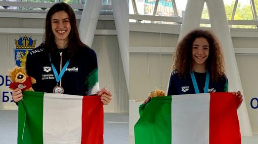 Mediterranean Cup, Giada Gorlier e Giulia Vetrano chiudono con 10 medaglie