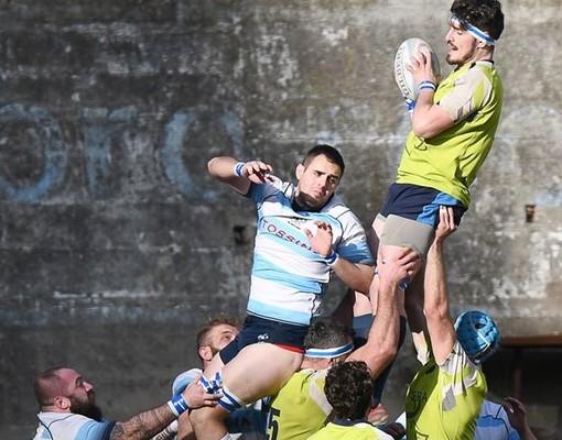 Itinera CUS Ad Maiora Rugby 1951: Maschile di serie A impegnata all'Albonico nel match di recupero contro il CUS Genova