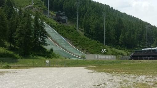 I trampolini olimpici di Pragelato di nuovo verso la demolizione