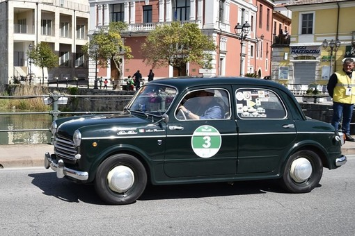 Sarà il Valli Biellesi-Oasi Zegna a decidere il Campionato Italiano Regolarità Auto Storiche