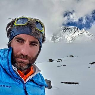 """Lo scialpinista del Pinerolese """"Cala"""" Cimenti ha vinto la sua battaglia contro il coronavirus"""