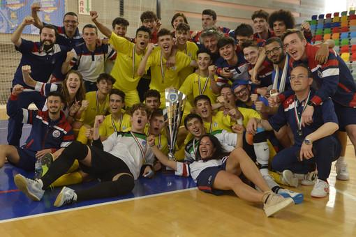 Il Piemonte Valle d'Aosta è Campione d'Italia con gli Under 17 di Calcio a 5