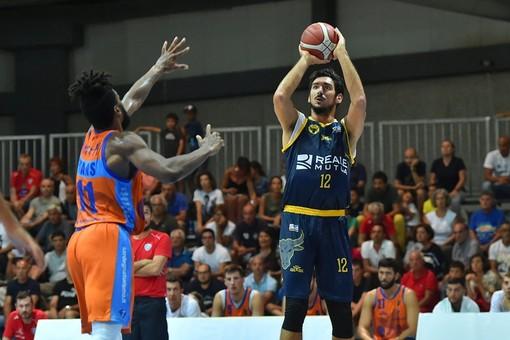 Una solida Basket Torino cede solo nel finale alla Dinamo Sassari