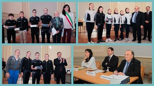 La Federazione Ginnastica d'Italia ha festeggiato i suoi primi 150 anni con una giornata ricca di appuntamenti
