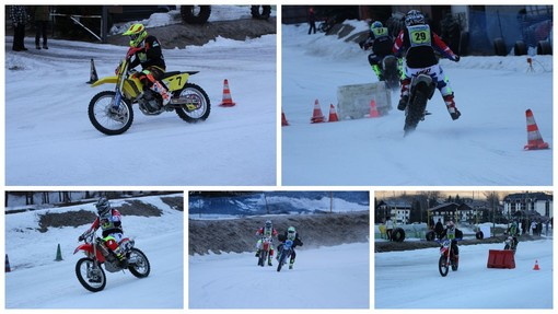 Ice Trophy, a Pragelato vincono Marco Belli e Alain Dayne