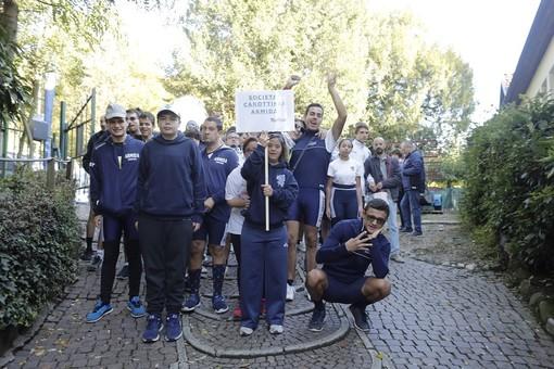 13^ Rowing For Tokio: la prima giornata torinese di sfide (Foto)