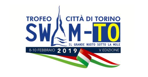 """Swim To - Trofeo ""Città di Torino"" : a Torino da venerdì 8 a domenica 10 febbraio"