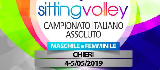 Nel weekend a Chieri la prima fase dei Campionati Italiani di Sitting Volley 2019