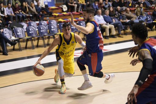 A2, la Reale Mutua Basket Torino a Bergamo