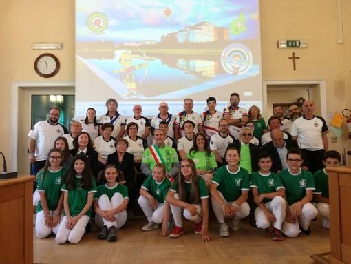 Trofeo Pinocchio di tiro con l'arco; la finale nazionale per la prima volta a Venaria Reale