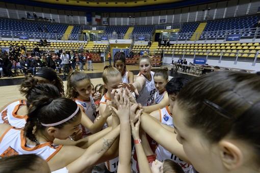 Ufficialmente conclusi i campionati di Serie A1 e A2 Femminile di basket