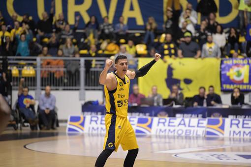 A2, vittoria e primo posto in classifica per la Reale Mutua Basket Torino