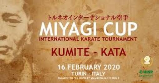 Karate e film nel prossimo weekend a Torino