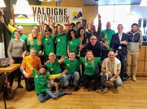 Molti gli atleti piemontesi e valdostani che nel 2020 vestiranno i colori di Valdigne Triathlon