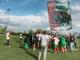 (VIDEO) VENARIA, FESTA IN CITTA' - Vinto il campionato senza mai perdere: pazza gioia verdearancio