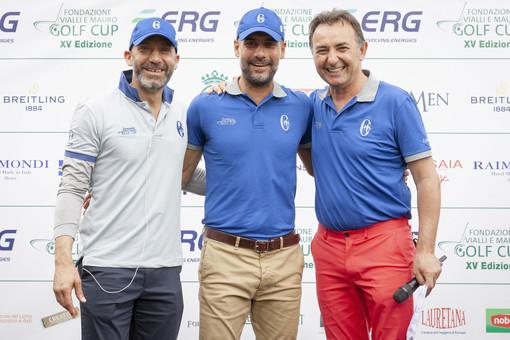 Fondazione Vialli e Mauro Golf Cup: 16  anni di sport e solidarietà