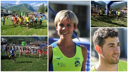 Bardonecchia, XX° Memorial Marco Germanetto di marcia alpina a staffetta di un'ora