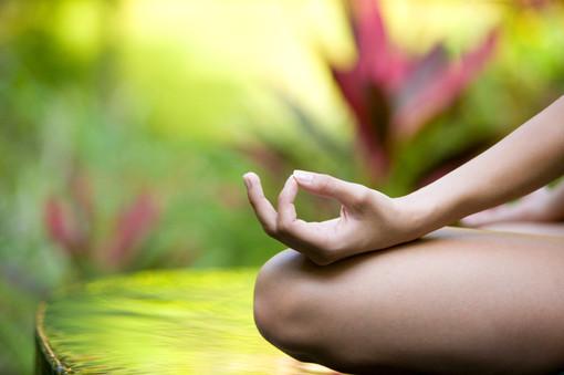 Castello di Rivoli, il solstizio d'estate si celebra facendo yoga