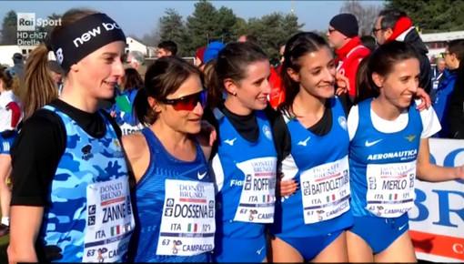 Zanne, Dossena, Roffino, Battocletti, Merlo