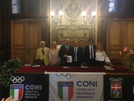 L'Anno sportivo Piemontese per la prima volta si inaugurerà ad Asti alla presenza di Giovanni Malagò presidente del Coni