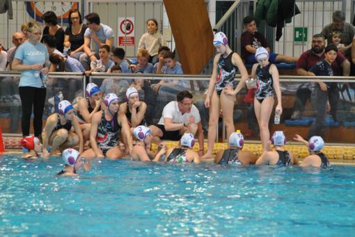 Serie B femminile, l'Aquatica chiude la regular season con un pareggio