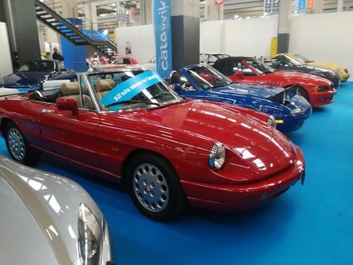 I bolidi di ieri e oggi rombano al Lingotto: tornano Automotoretrò e Automotoracing tra grandi ospiti e marchi storici [FOTO e VIDEO]