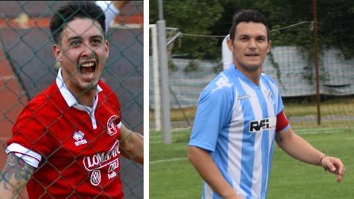 Andrea Pivesso e Alessio Ammendolea, nuova coppia gol ad Alpignano