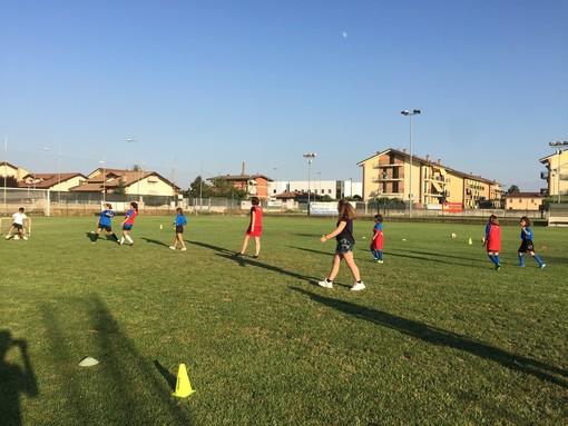 Il Salsasio apre la Scuola Calcio femminile