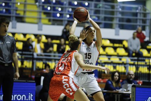 Basket femminile, Serie A1: sabato sera l'Iren Fixi a Bologna contro la Virtus
