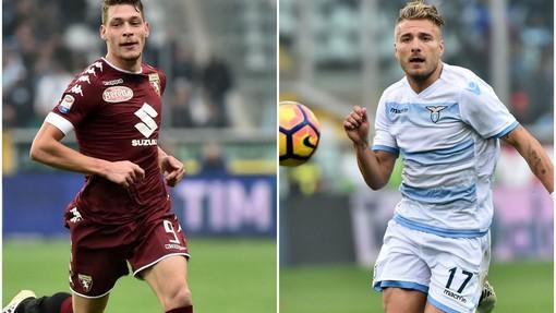 La Lazio travolge quel che resta del Toro