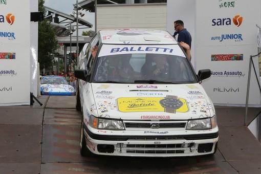 Balletti Motorsport: si riparte da Udine