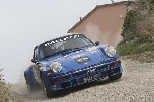 Balletti Motorsport di nuovo vincente al Rallylegend