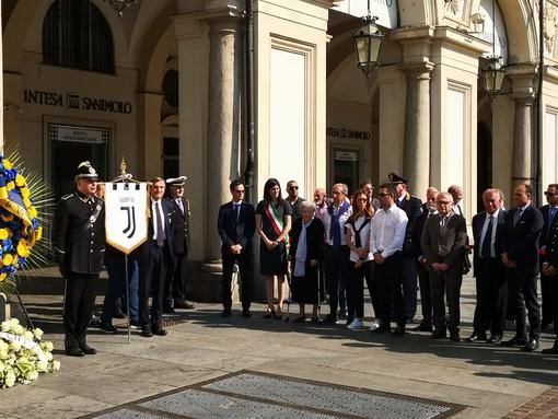 Torino ricorda Erika Pioletti e Marisa Amato, vittime di piazza San Carlo (FOTO e VIDEO)