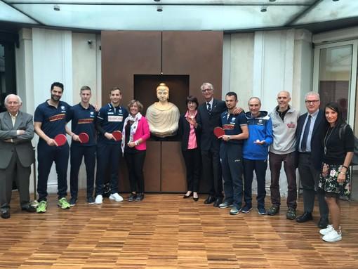 Lo sport incontra l'arte: firmato l'accordo tra Cus e Fondazione Torino Musei
