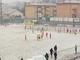 Cuneo-Juventus U23 sospesa causa neve, si lavora per rifare le linee