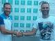 Francesco Calafiore e Nunzio Lazzaro coppia gol all'Union Bussoleno Bruzolo